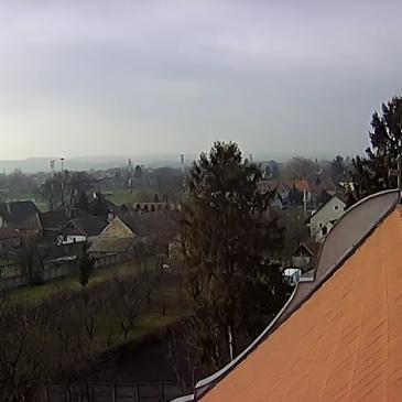 Időjárás-megfigyelő kamera került kihelyezésre a templomtoronyban!