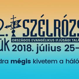 Bejelentésre került a 2018-as Szélrózsa találkozó helyszíne!